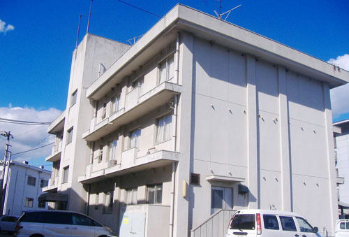 Sailor dormitory